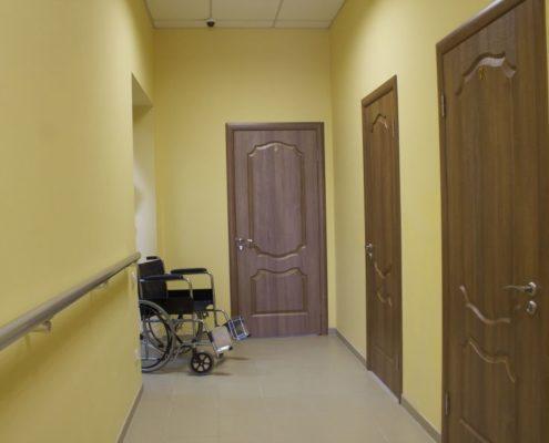 Центр милосердие для пожилых людей